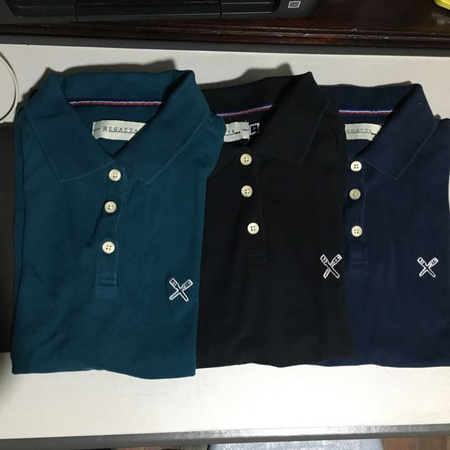 Regatta Polo shirts BUNDLE