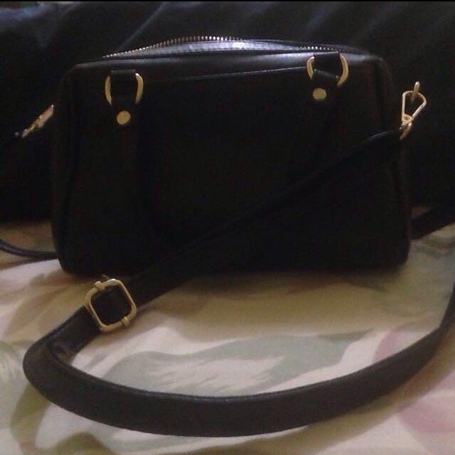 REPRICE Mini Bowler Bag