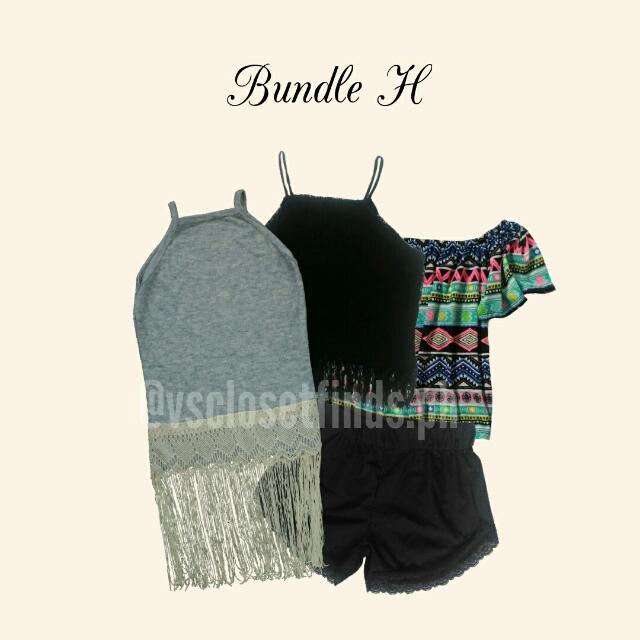 SALE BUNDLE H Bohemian/boho Set