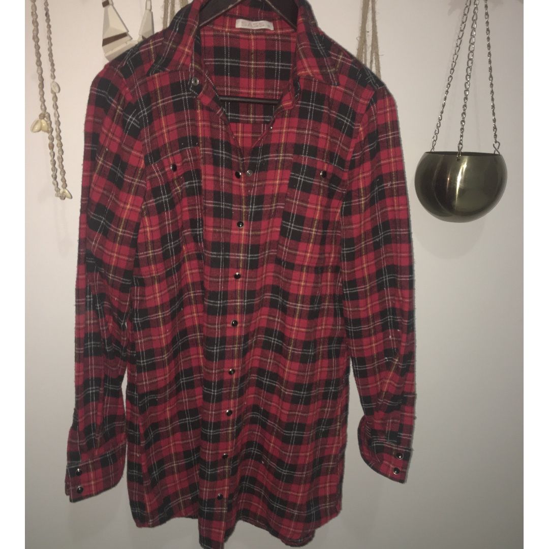 sass dress /shirt medium fit