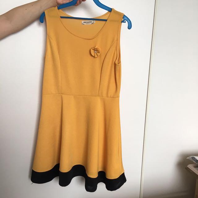 Set Of Shirt And Dress