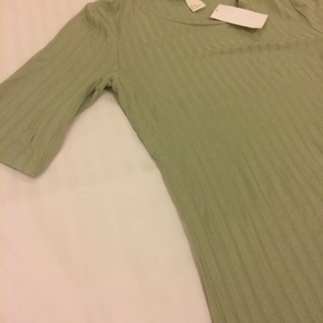 Simple Top By H&M