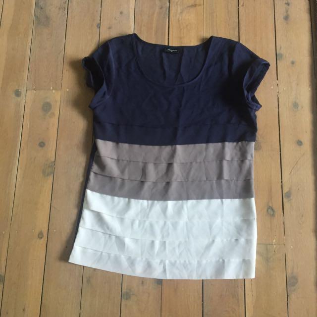 Size 8 Layered T Shirt