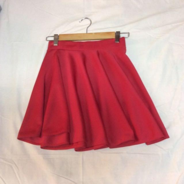 REPRICED: Res Skater skirt