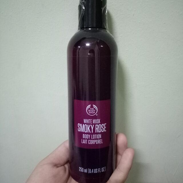 SMOKY ROSE THE BODY SHOP