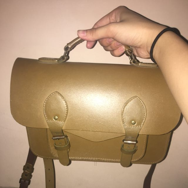 SOS Satchel Bag