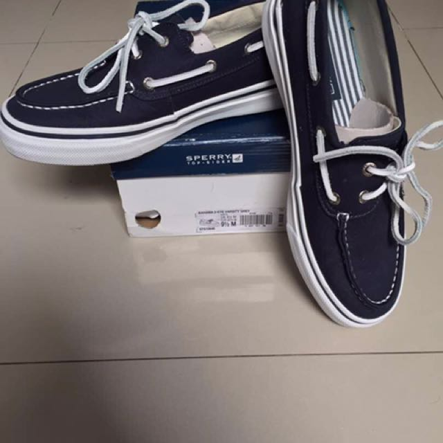 Sperry Bahama 2-eye Varisty Blue