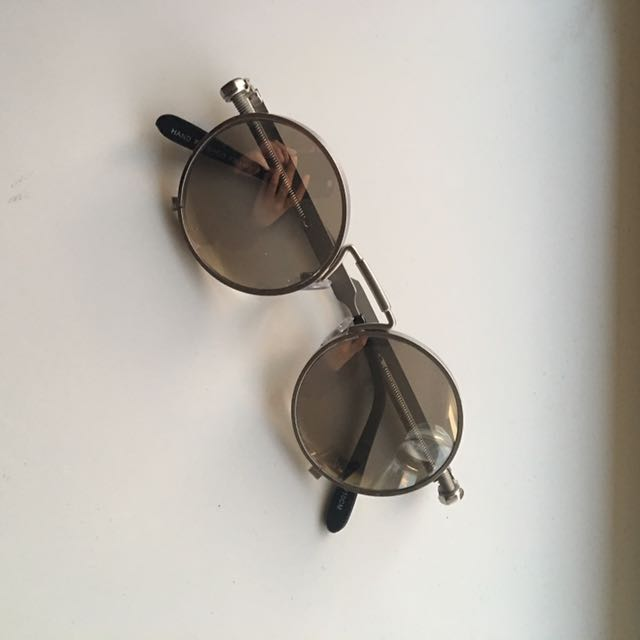Spunky Circle Sunglasses ATTIK