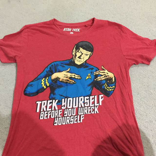 Star Trek Graphic Tee
