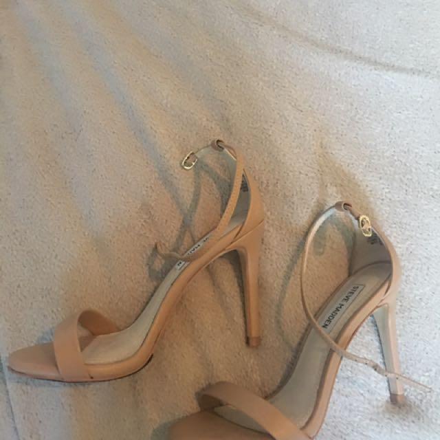 Steve Madden Stecy Shoe Nude