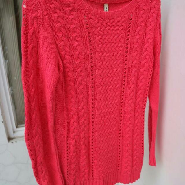 Stradivarius Knitted Sweater