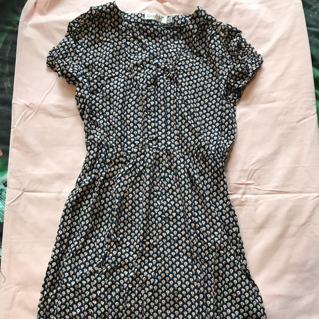 Sunny girl Dress- 10