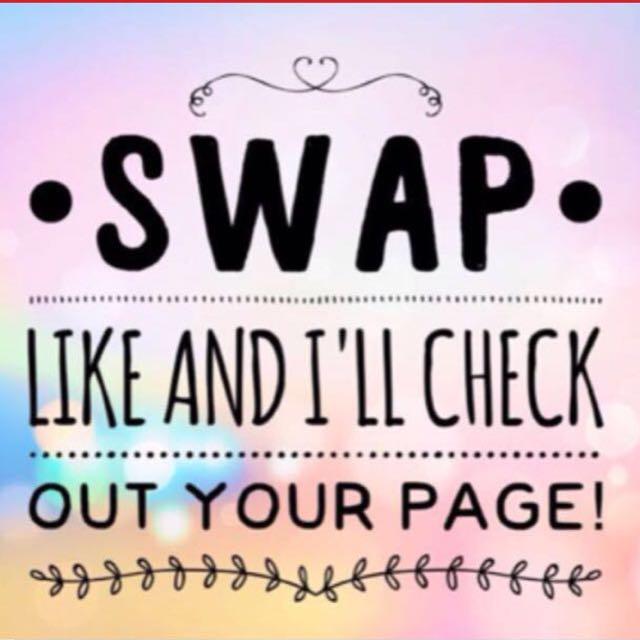 Swaps!!!