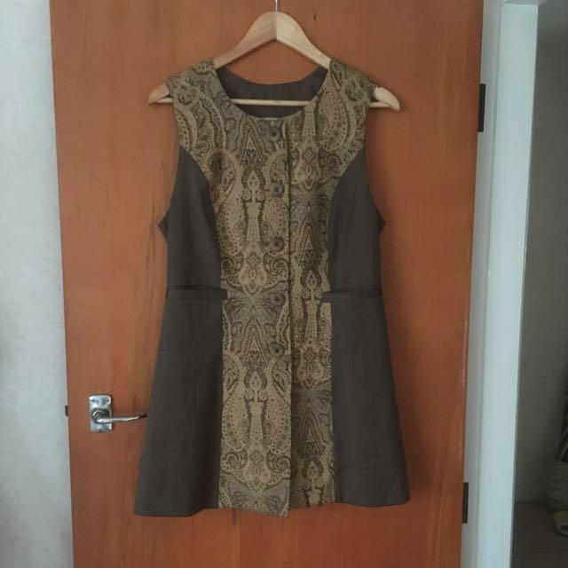 Tailored Tunic