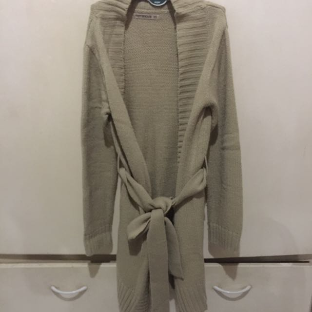 Terranova Sweater Robe Fits XS To Small