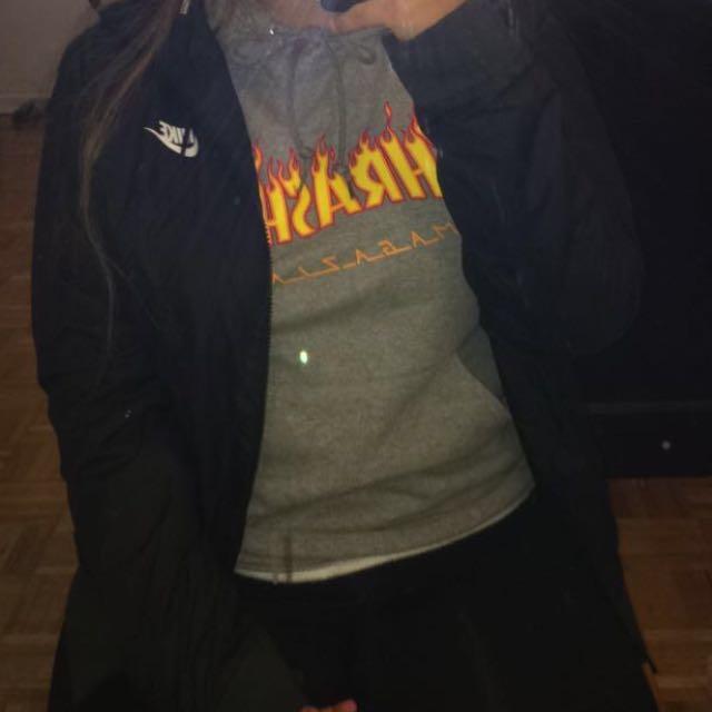 Trasher Sweater