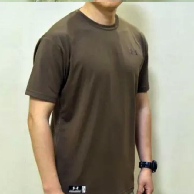 Under Armour Tactical T-Shirt, Men's Fashion, Clothes on