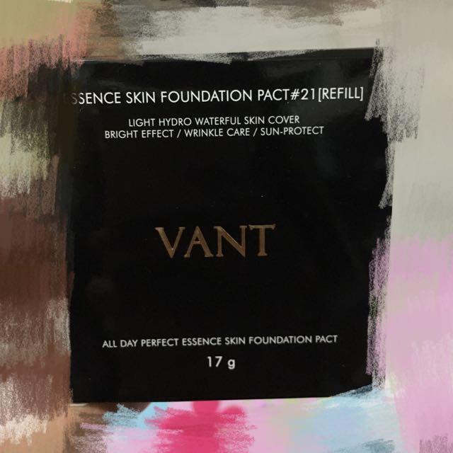 VANT36.5氣墊粉凝霜補充盒替換芯
