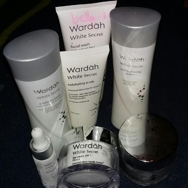 Wardah White Secret