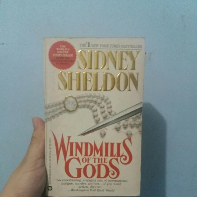 Windmills Of The God