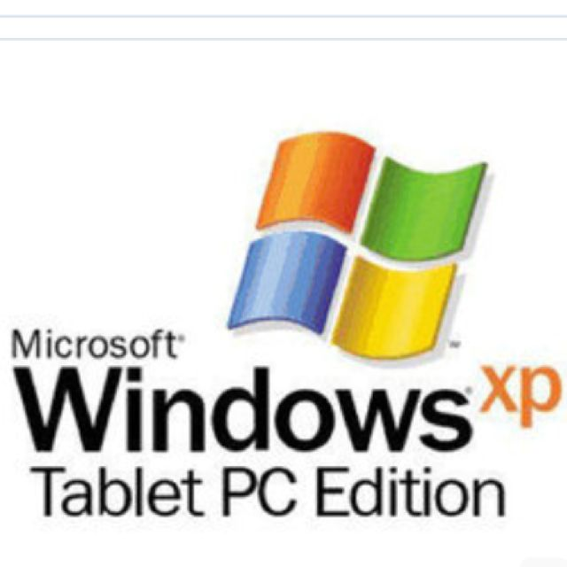 Windows XP Tablet PC Edition 2005