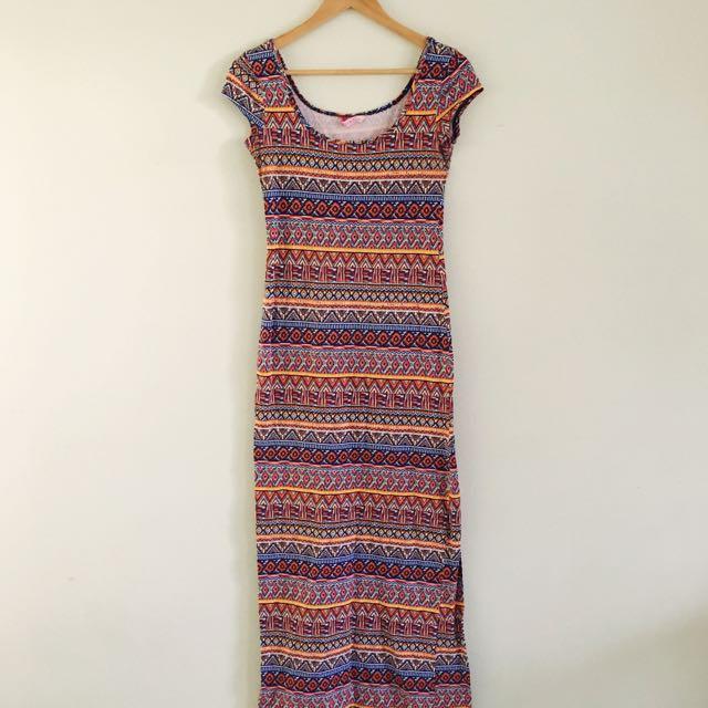 SUPRE - Women's Maxi Dress