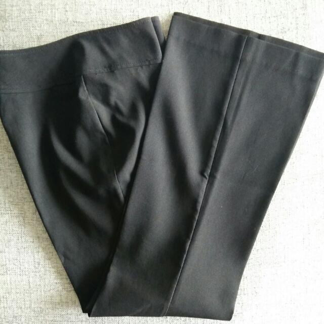 Work Pants Black