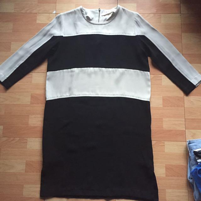 Xsml Stripe Dress