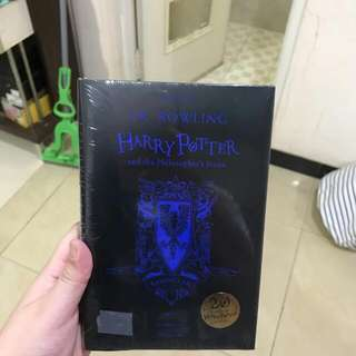 Harry Potter Hardcover ravenclaw (20th Anniversary Edition)