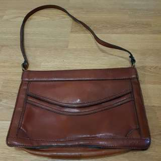 Authentic Leather Shoulder Bag
