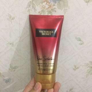 victoria's secret pure seduction lotion parfum