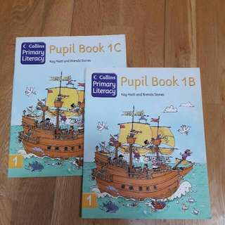 Collins Primary Literacy English Pupil Book 1B And 1C