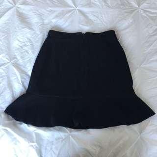 Kookai Flutter Skirt - Size 34/XS