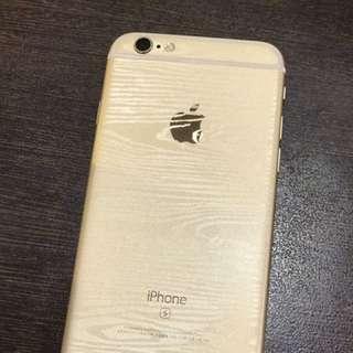 出售:Iphone6s 64G 金色  可議價