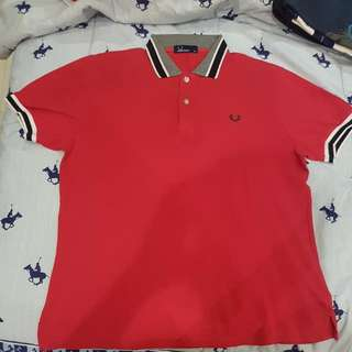 FREDPERRY Men's Polo