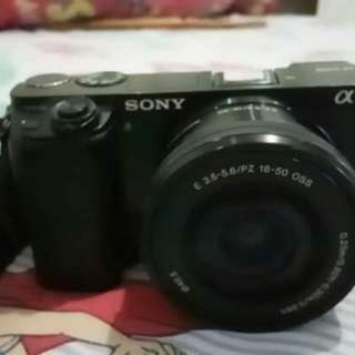 Sony A6000 Body and 16-50mm Lens