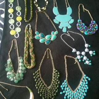 Beautiful Necklaces $5 Each
