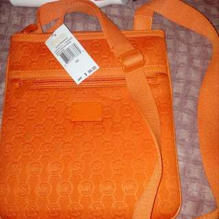 Authentic MK Tangerine Bag