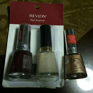 Revlon Nail Polish Nail Enamel Top Speed Authentic From US!!!