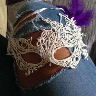 Laced Mask