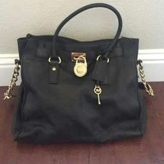 Michael Kors Authentic Hamilton Tote Bag