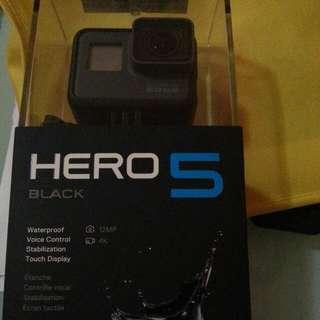 Brand New Gopro Hero 5 (Local)