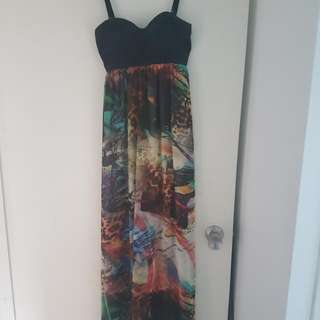 Maxi Dress Bought From Ice Or Valleygirl