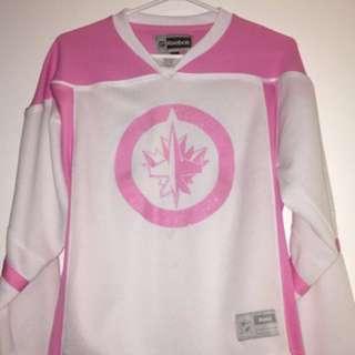 Pink Jets Jersey