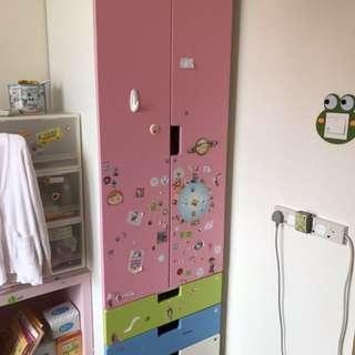 兒童衣櫃 Kids' Cabinet