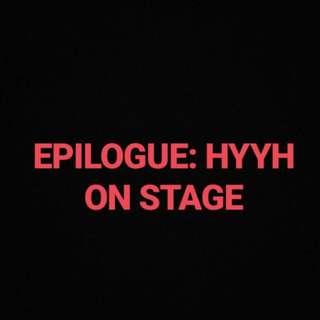 [WTB] Epilogue DVD