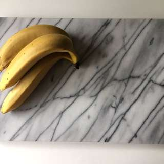 Solid Marble Serving / Display Board
