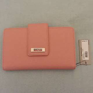 Kenneth Cole Reaction Utility Clutch/Wallet