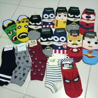 New Socks From Korea