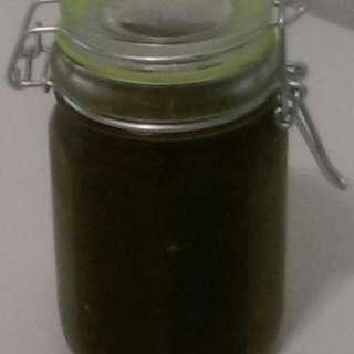 Homemade Jerk Sauce